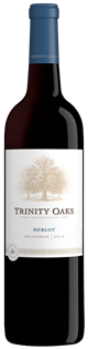 Trinity Oaks Merlot 750ml - Case of 12